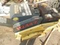 Валяк двуосен 850 кг под наем