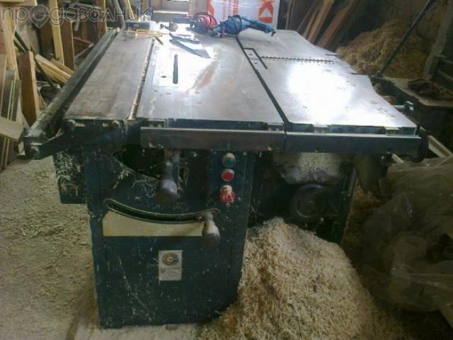 Дървообработваща машина