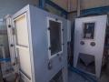 Бластираща камера за стъкло, метал, керамика