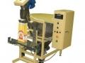 Пълначна машина за дозиране на брашно в готови хартиени пликове