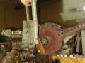 Машина за поставяне на сепараторна хартия част от линия за производсто на батерии