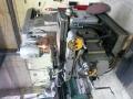 Универсална фреза ФУ 320 - работеща, с оборудване
