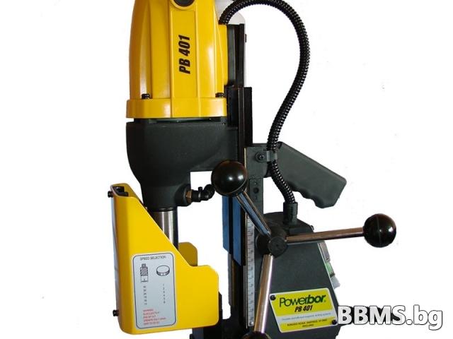 Магнитна бормашина PB 401