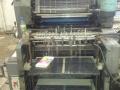 Eдноцветна печатна машина Хайделберг ГТО 52
