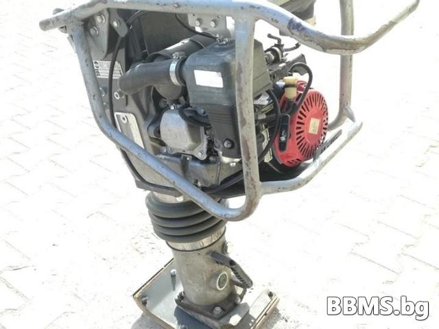 Трамбовка Беле - Втора употреба, произведена 2013г.