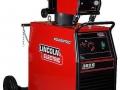 Заваръчен токоизточник с телоподаващо устроиство Lincoln electric STT II & LN 742
