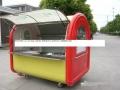 Напълно оборудван фургон за бърза закуска