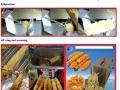 Нож за спирални картофи