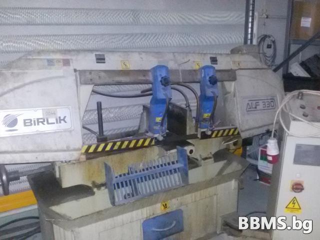 Лентоотрезна машина BIRLIK ALF 330Y