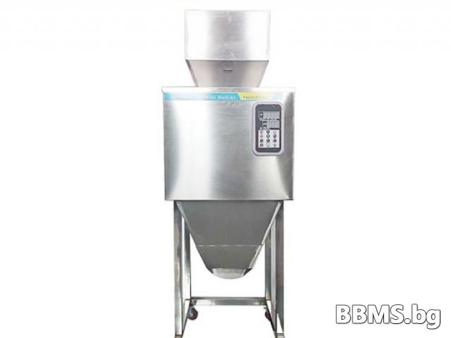 Дозираща машина за гранули 10-999 гр.