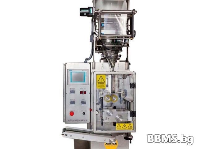 Вертикална машина за опаковане с дозираща система