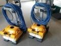 Робот за почистване на басейни под наем
