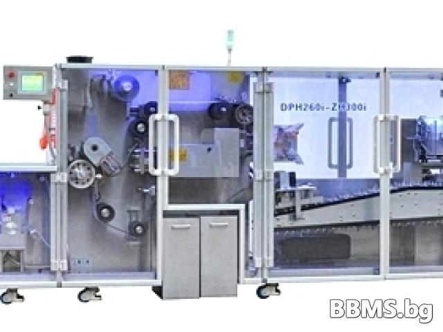 Автоматична блистер пакетираща машина