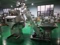 Полуавтоматична пакетираща машина за гранули