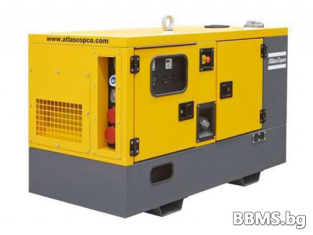 Дизелов генератор 16kW под наем