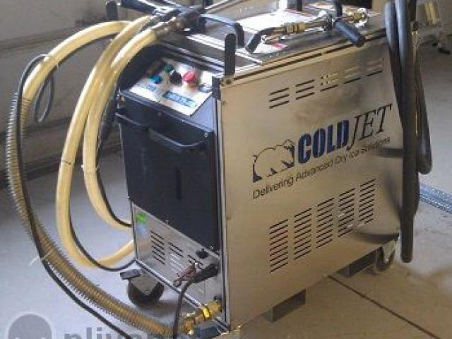 Машина за бластиране(почистване) със сух лед Cold Jet Aero75