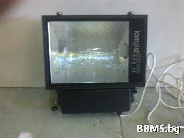Mетал-халогенни прожектори