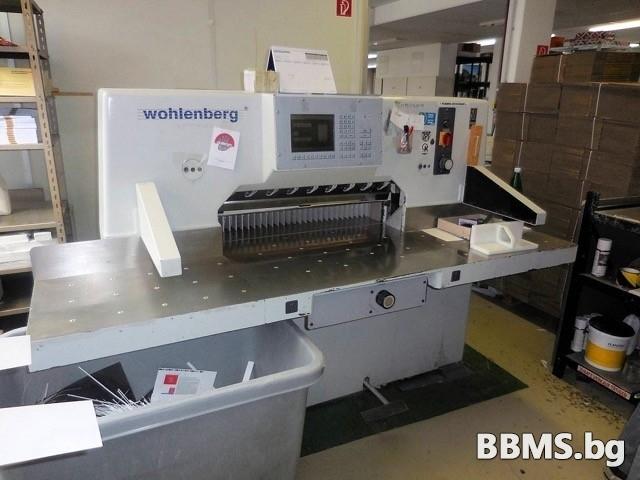 WOHLENBERG 92 cut-tec