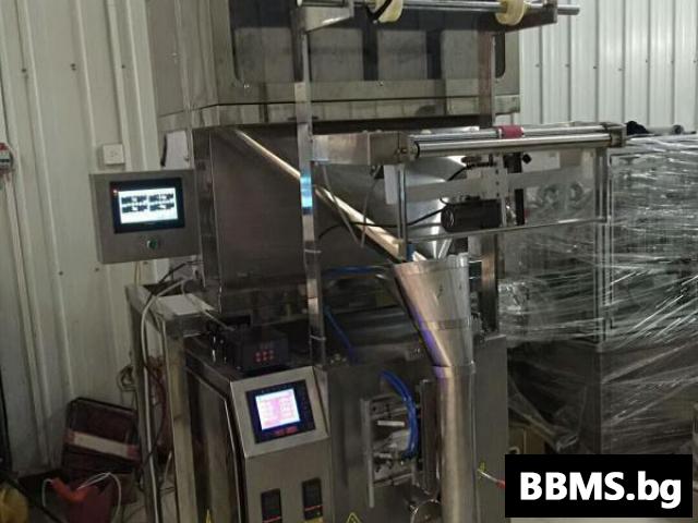 Автоматична опковъчна машина за крекери
