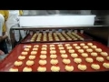 Машина за производство на бисквитки