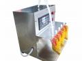 Полуавтоматична дойпак пакетираща машина за течни продукти