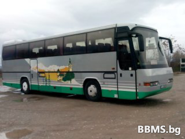 Луксозни Автобуси под наем. София
