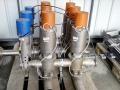 Седлови клапани DN 65 + 3 бр. Бътерфлай клапани DN 50