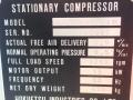 Винтов компресор AIRMAN Type : SAS15 P - 54U
