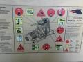 Винтов компресор Берко , 10 бара ,30 KW, 4050 ltr.min.