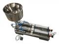 Полуавтоматичен дозатор (пълначка) за пастообразни продукти