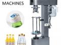 Пълначни-Дозиращи машини за Парфюми, Олио, Масла, Вино и др. Етикиращи, Затварящи, Опаковъчни машини