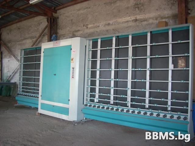 Машини за производство на стъклопакети