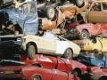 Изкупува коли за скрап, части или  в движение