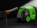 Продаваме парна машина DMF -  идеална за използване в мобилни автомивки, както и стационарни