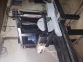 Машина за преработка на капаци с циркулярни триони