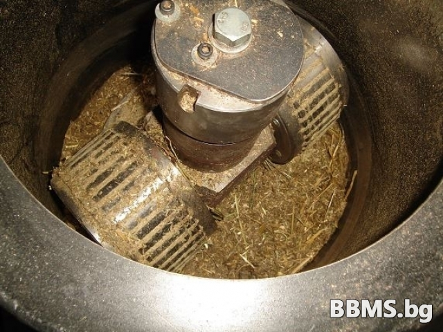 МАШИНА за производство на ПЕЛЕТИ – 250 кг/ч