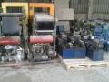Ел. мотори и Помпи и редуктори със и без ел. мотори