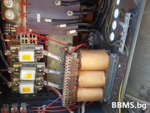 Продавам дизелов агрегат 100 кв Тип АД 100-3