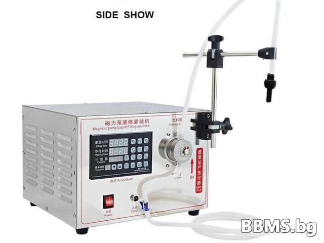 Дозираща машина за течности 5-3500 мл.