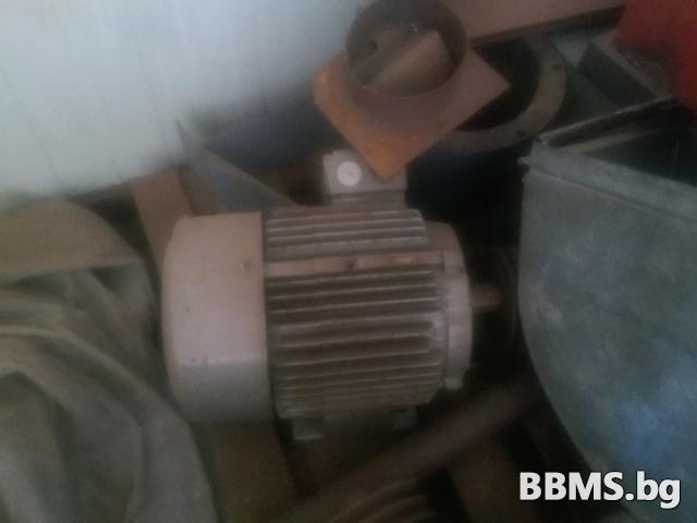 Ел. мотори от 0.75 до 30 kW