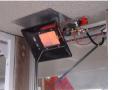 Газови керамични нагреватели за тераса