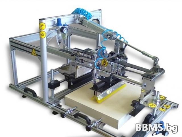 Автоматична машина за ситопечат