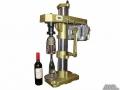 Зтваряща машина за метални капачки -НОВА и коркови тапи -