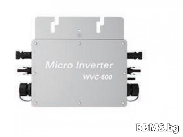 Соларни панелни инвертори - мрежови