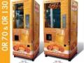 Продавам вендинг машина за фреш от портокали Оран Фреш