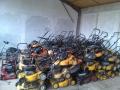 Моторни употребявани косачки за трева от Дания.