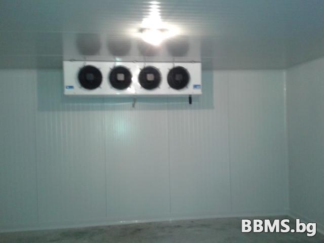Хладилни камери и Плодохранилища