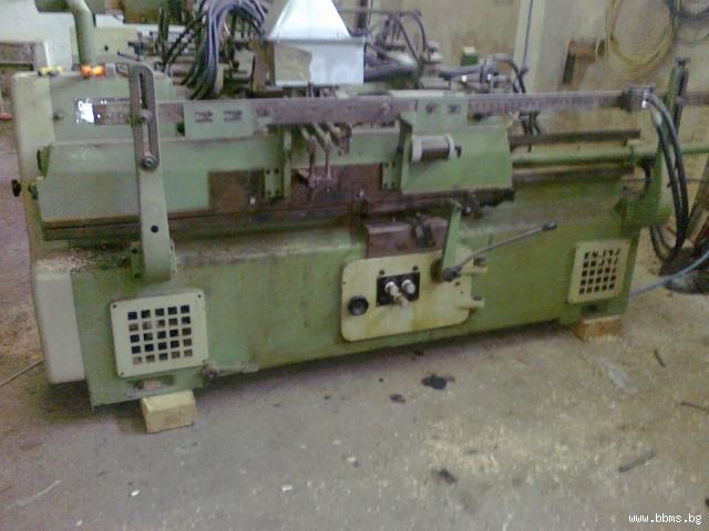 Дървообработващи машини