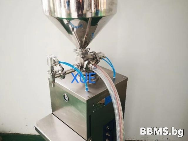 Пълначна машина за течности/пасти